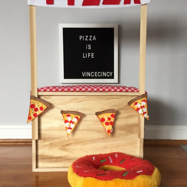 National Pizza Day with Vincecincy.com